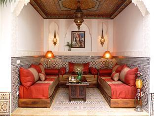 Riad Viva Marrakech - Lounge