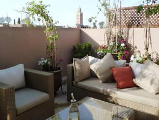 Riad Viva Marrakech - Balcony/Terrace
