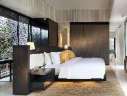 Marvelous 1 hálószobás villa lakosztály medencével