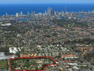 Ashmore Palms Holiday Village Gold Coast - Map