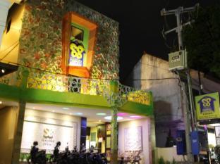 Hotel S8 Bali - Tampilan Luar Hotel