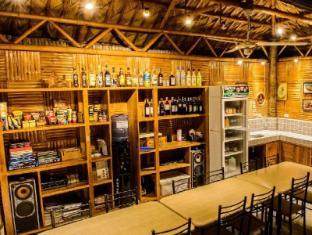 Samal Island Huts Davao Stadt - Restaurant