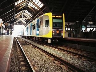 Hotel Sogo LRT Monumento Stn Manila - LRT Monument Station