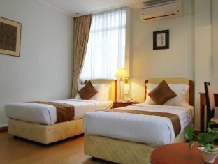 Telang Usan Hotel Kuching Kuching - Standard Twin