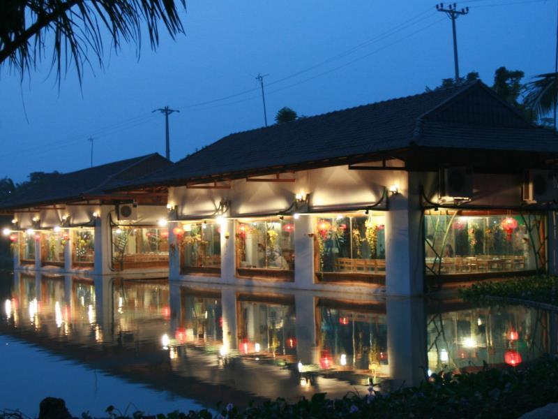 Văn Minh Resort.