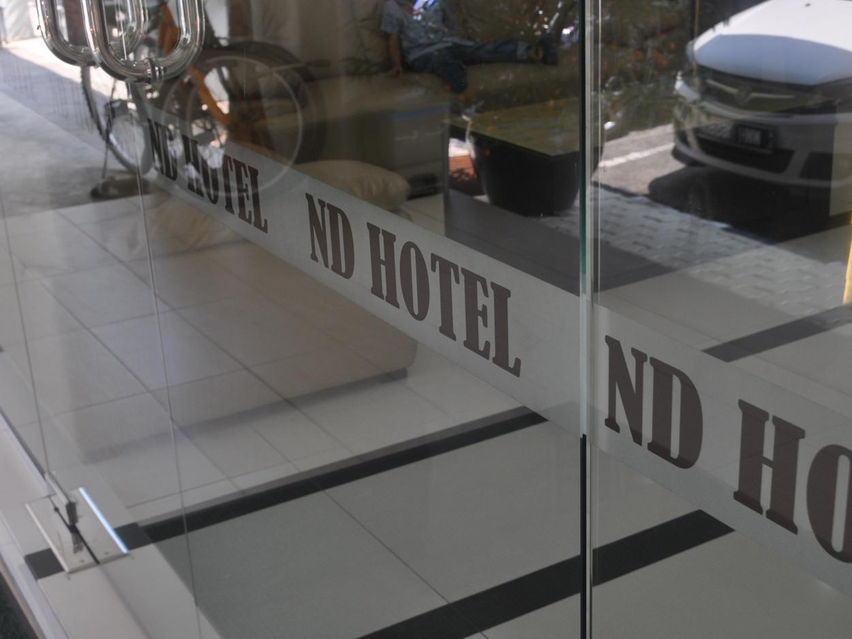 ND ホテル8