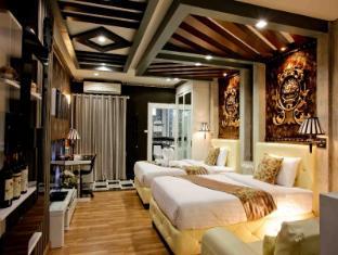 KTK Regent Suite Pattaya - Junior Suite Twin Bed