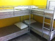 1 Cama en Habitación de 6 Camas (Mixta)