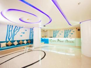 R-Con Blue Ocean Hotel Pattaya - Lobby