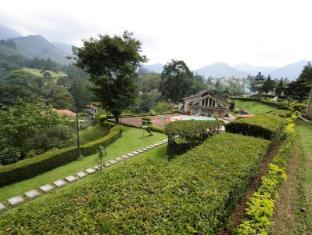 Hotel Pardede Ariandri Group Puncak - Pemandangan