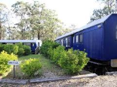 Krinklewood Cottage/Trains