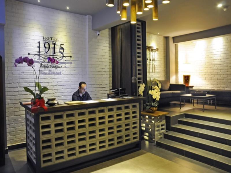 ホテル1915クアラルンプール8