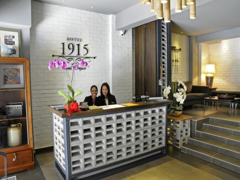 ホテル1915クアラルンプール7