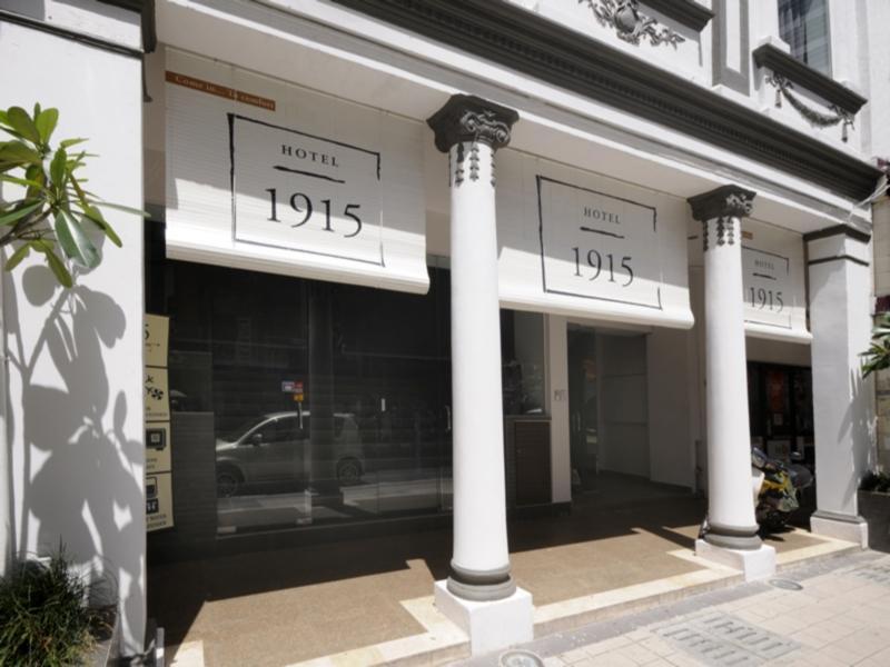 ホテル1915クアラルンプール1
