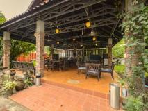 Sabaidee Guesthouse: restaurant
