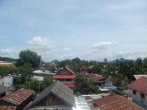 Khammany Inn Hotel: balcony/terrace