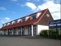 Bennetts Motor Inn | New Zealand Budget Hotels
