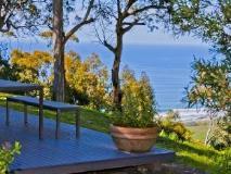 Beacon Point Ocean View Villa: balcony/terrace