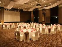 The Suites Hotel Namwon: ballroom