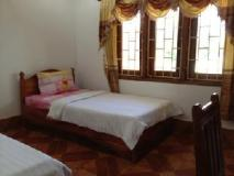 Phoumixay Hotel: guest room