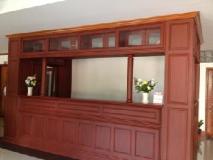 Phoumixay Hotel: reception