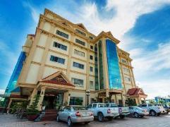 President Center Battambang Hotel Cambodia