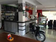 Lao Silk Hotel: coffee shop/cafe