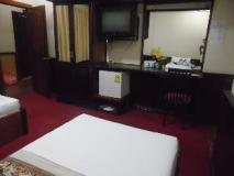 Somchith Chaleunxay Hotel: guest room