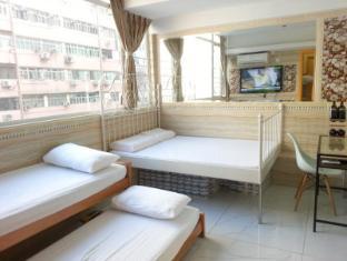 Tsim Sha Tsui Hotel Hong Kong - Konuk Odası