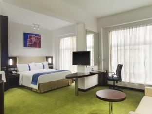 Holiday Inn Express Hong Kong Soho Hong-Kong - Chambre
