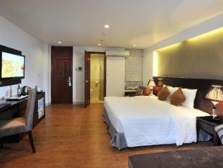 Hanoi Legacy Hotel - Hang Bac Hanói - Habitación