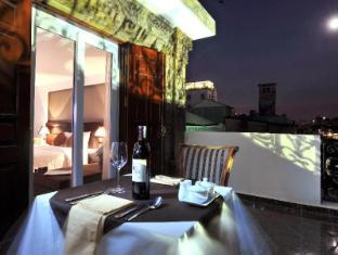 Hanoi Legacy Hotel - Hang Bac Hanói - Balcón/Terraza