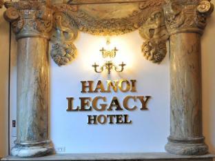 Hanoi Legacy Hotel - Hang Bac Hanoi - Utsiden av hotellet