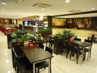 Sky Express Hotel Bukit Bintang Kuala Lumpur - kavarna