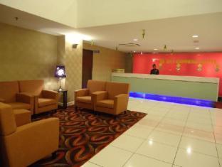 Sky Express Hotel Bukit Bintang Kuala Lumpur - avla