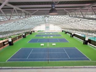 Thanyapura Sports Hotel Phuket - Tennis Court - Indoor