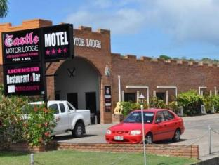 Castle Motor Lodge Whitsunday Islands - Interiér hotelu