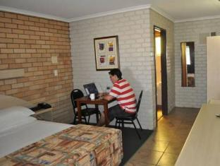 Castle Motor Lodge Îles Whitsunday - Chambre