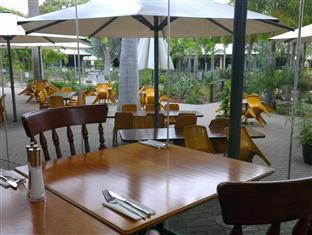 Capricorn Motel & Conference Centre Rockhampton - View from Bistro