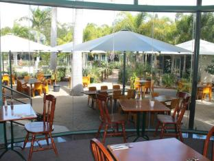 Capricorn Motel & Conference Centre Rockhampton - Bistro or Alfresco dining