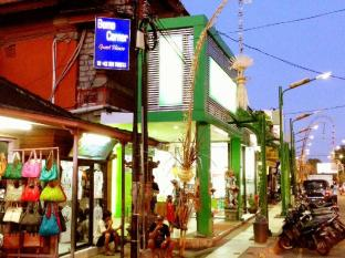Bemo Corner Guest House Bali - zunanjost hotela
