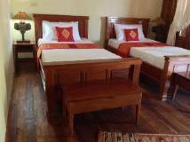 Kongmany Hotel: guest room