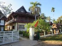 Kongmany Hotel: entrance