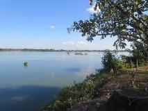Kongmany Hotel: view