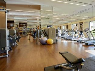 Fairmont The Palm Hotel Dubai - Fitnessruimte