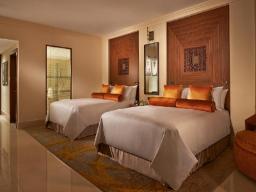 Fairmont Deluxe-rum med 2 enkelsängar