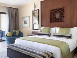 Fairmont Gold rum med utsikt