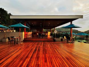 The Senses Resort Patong Beach Phuket - Splash Mountain Bar