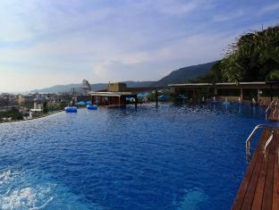 The Senses Resort Patong Beach Phuket - Splash Mountain Swimming Pool