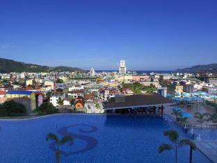 The Senses Resort Patong Beach Phuket - Pool View
